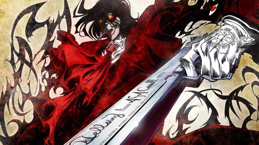 Anime Hellsing Ultimate