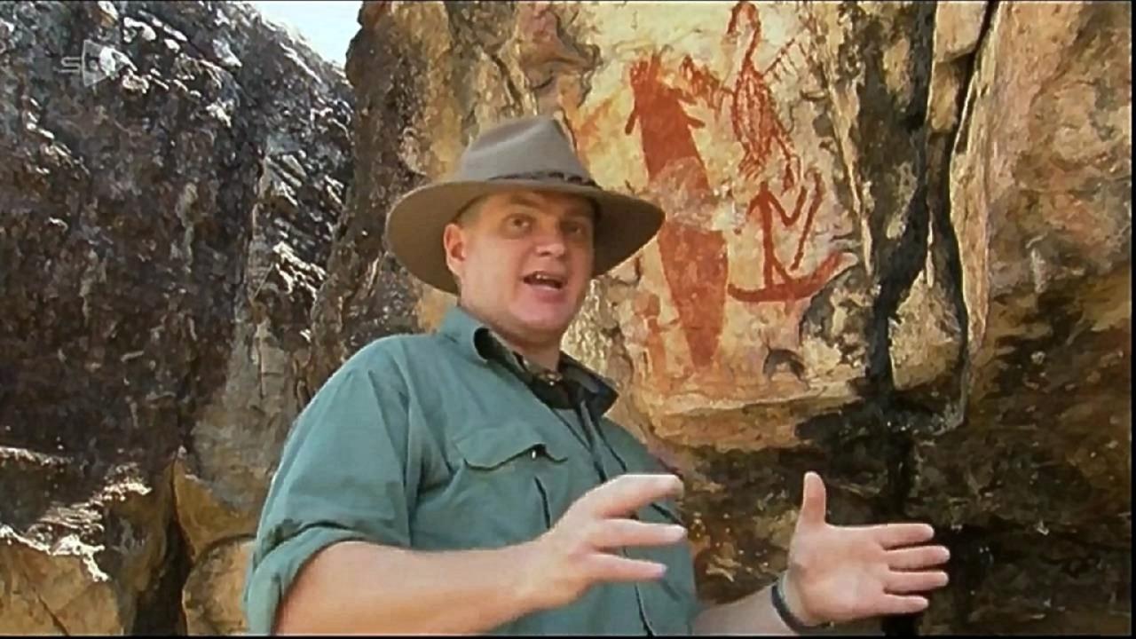 Сериал Wild Australia with Ray Mears
