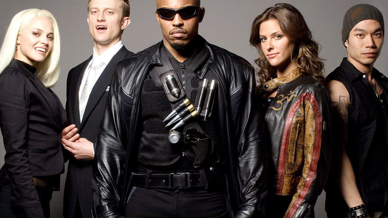 Show Blade: The Series