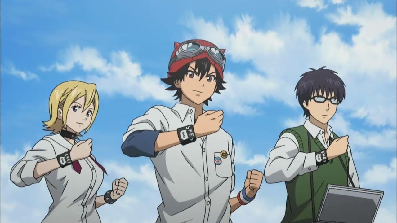 Anime Sket Dance