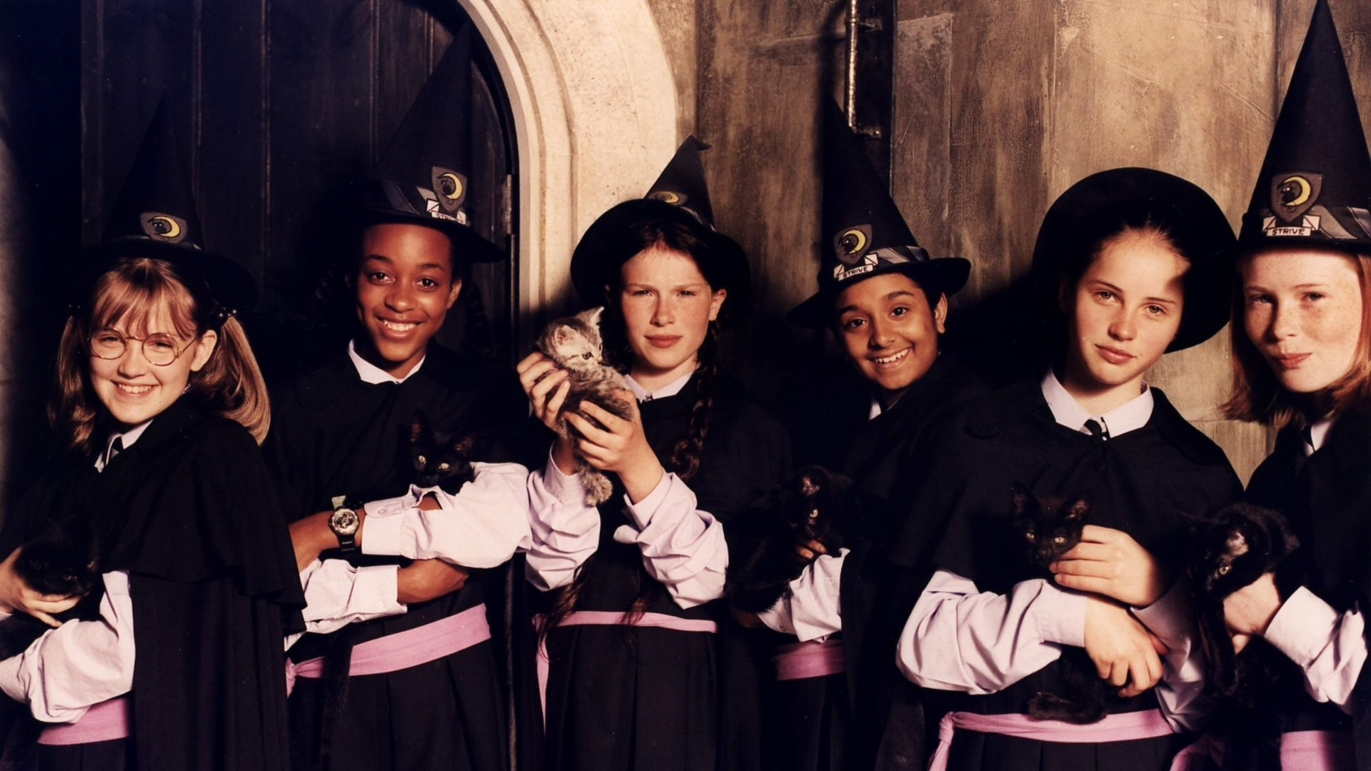 Show The Worst Witch