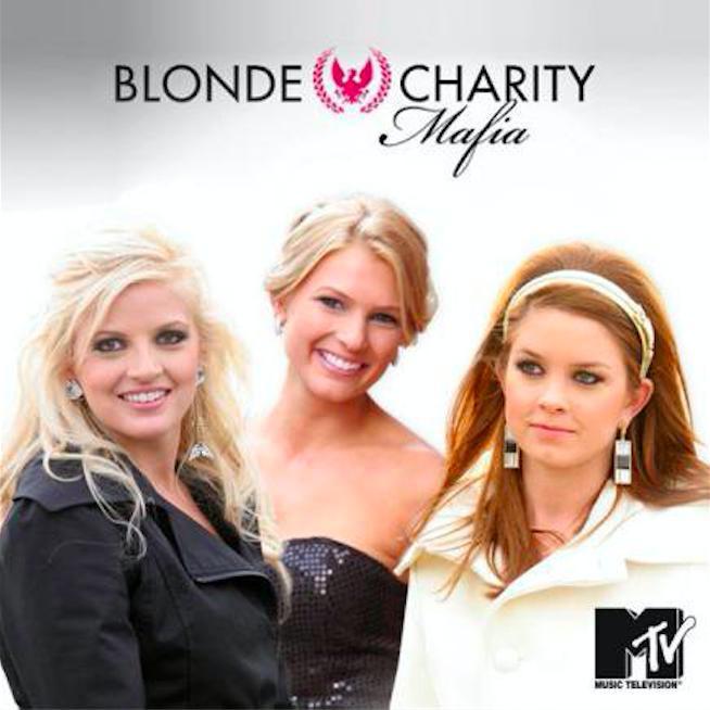 Show Blonde Charity Mafia