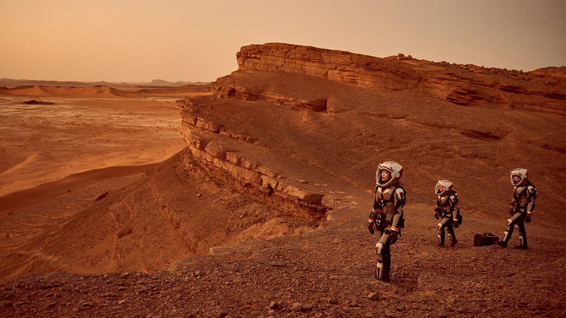 Сериал Марс