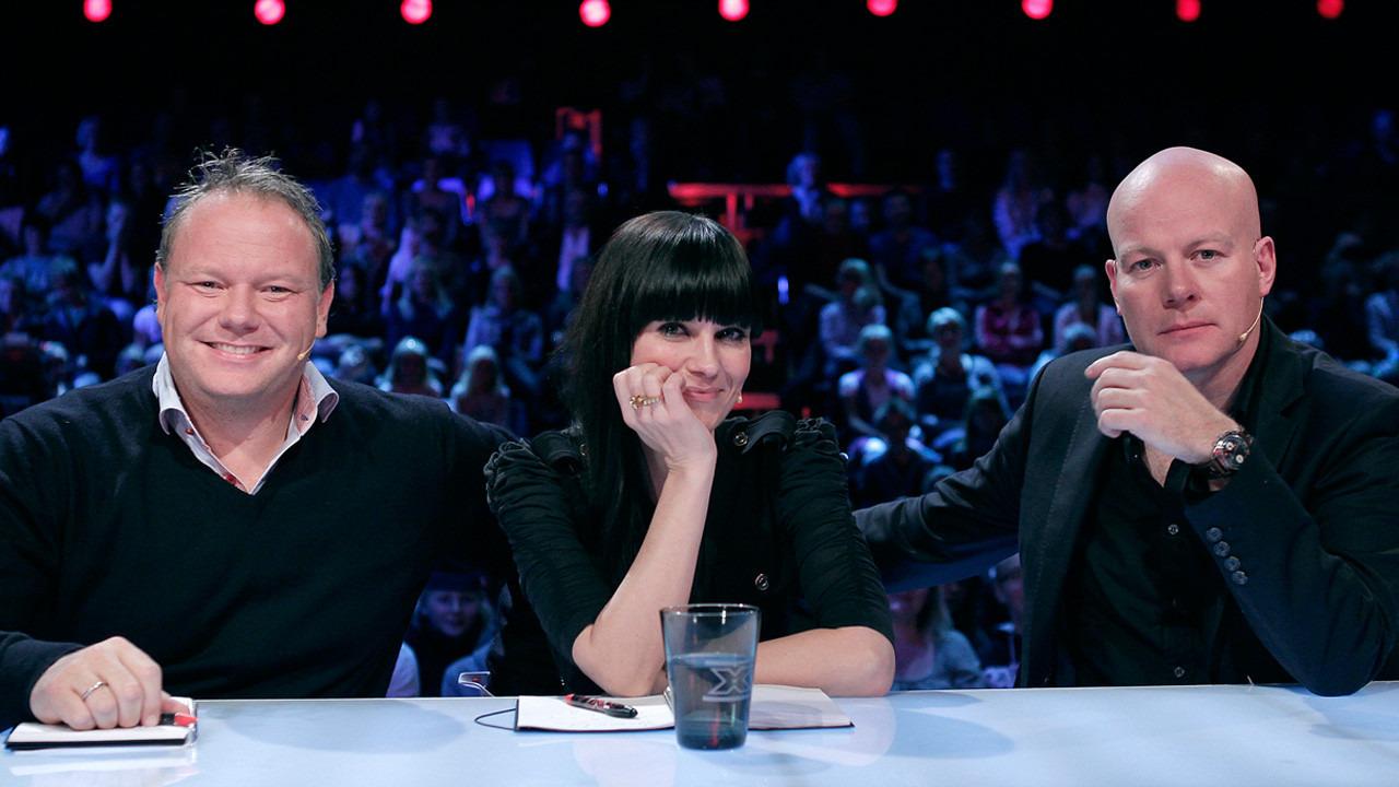 Show X Factor (CZ)