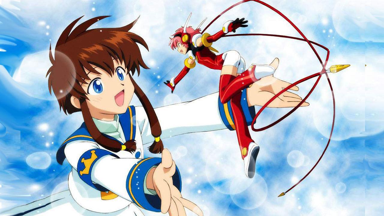 Anime Angelic Layer