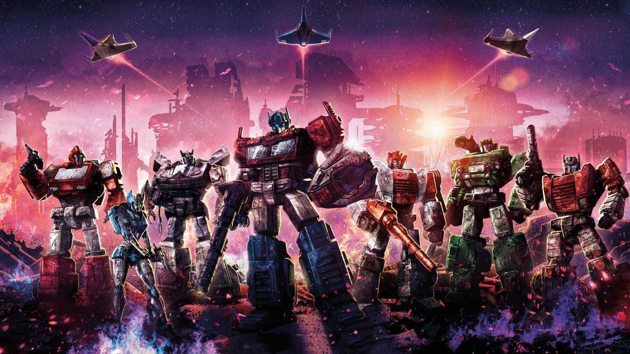 Сериал Трансформеры: Война за Кибертрон
