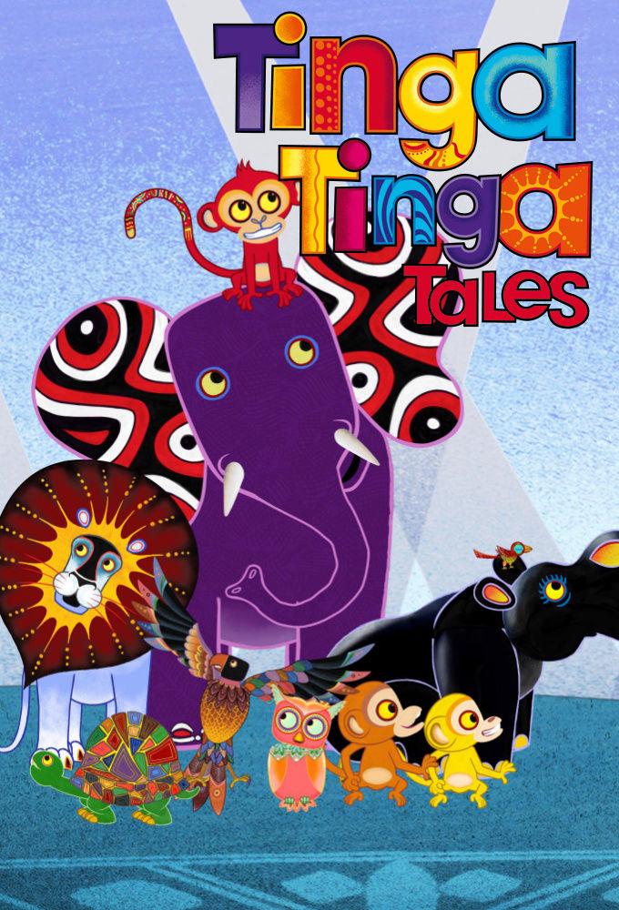 Сериал Tinga Tinga Tales