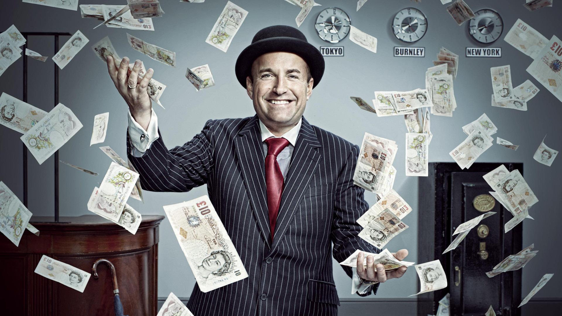Сериал Bank of Dave