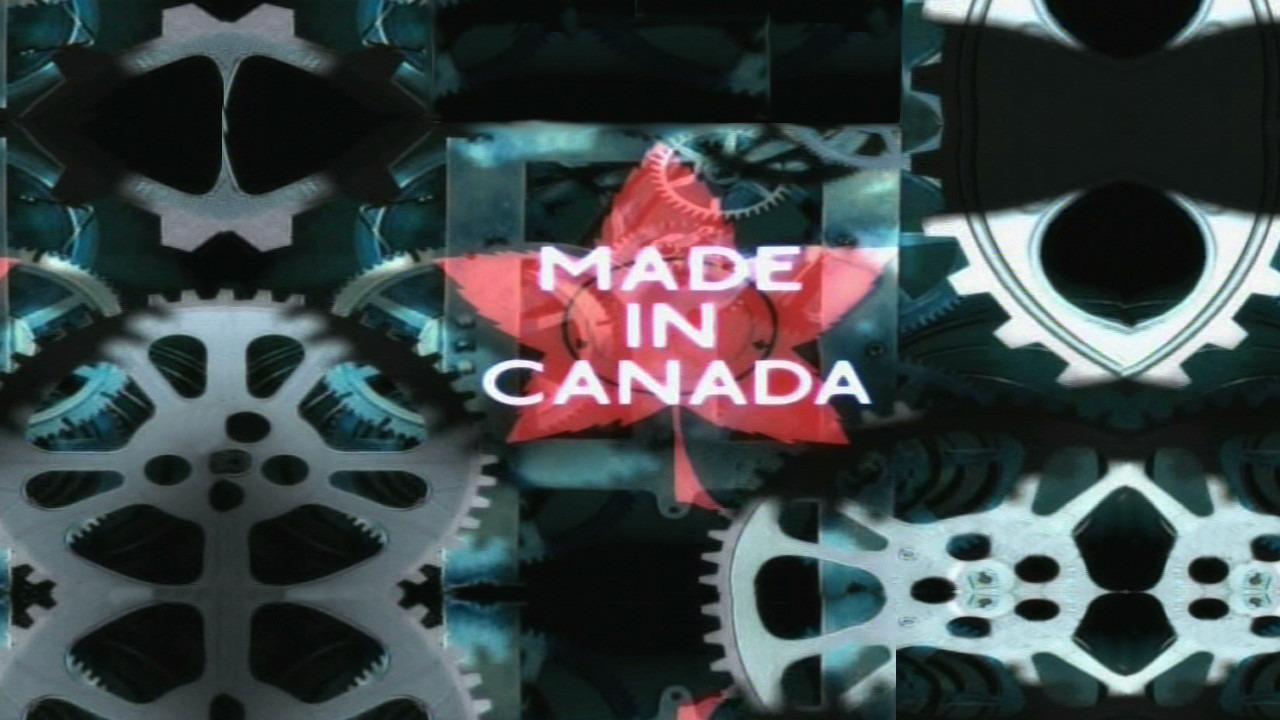 Сериал Сделано в Канаде
