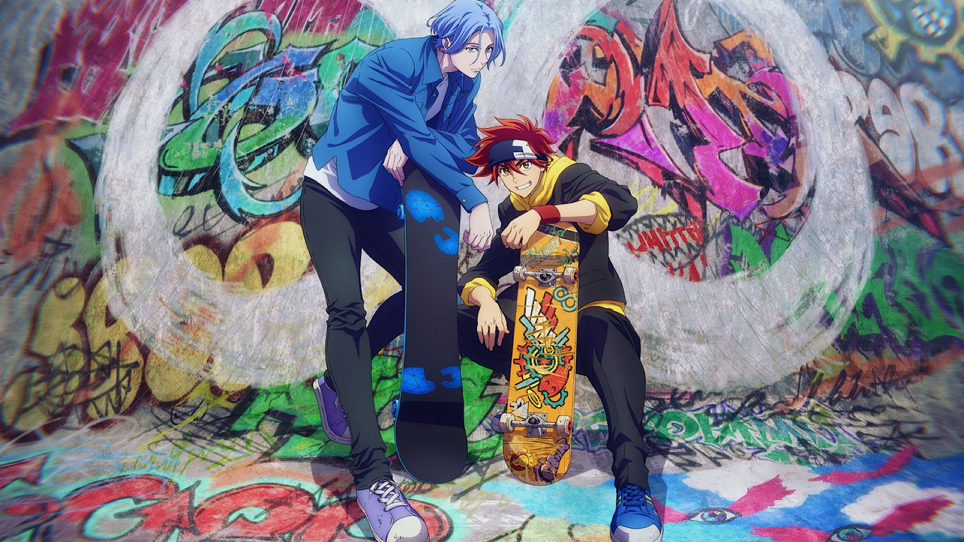 Anime SK∞