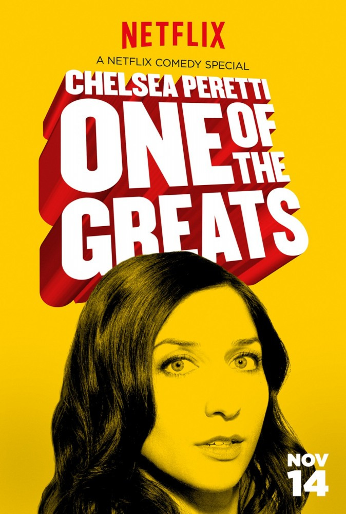Show Chelsea Peretti: One of the Greats