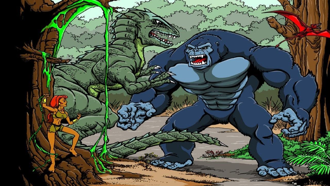 Cartoon Kong: The Animated Series