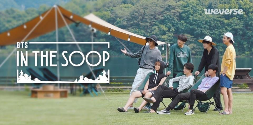 Show BTS In the SOOP