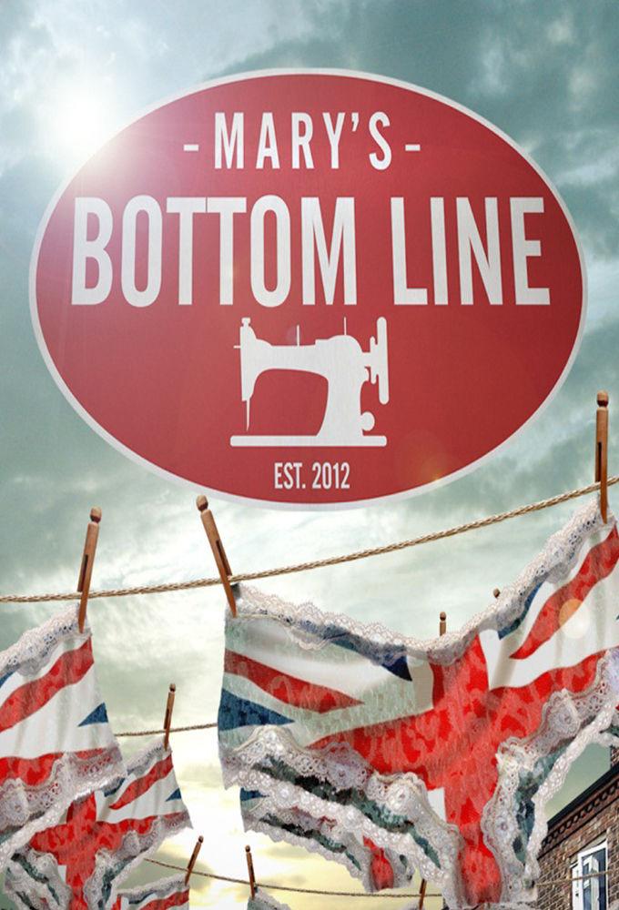 Сериал Mary's Bottom Line