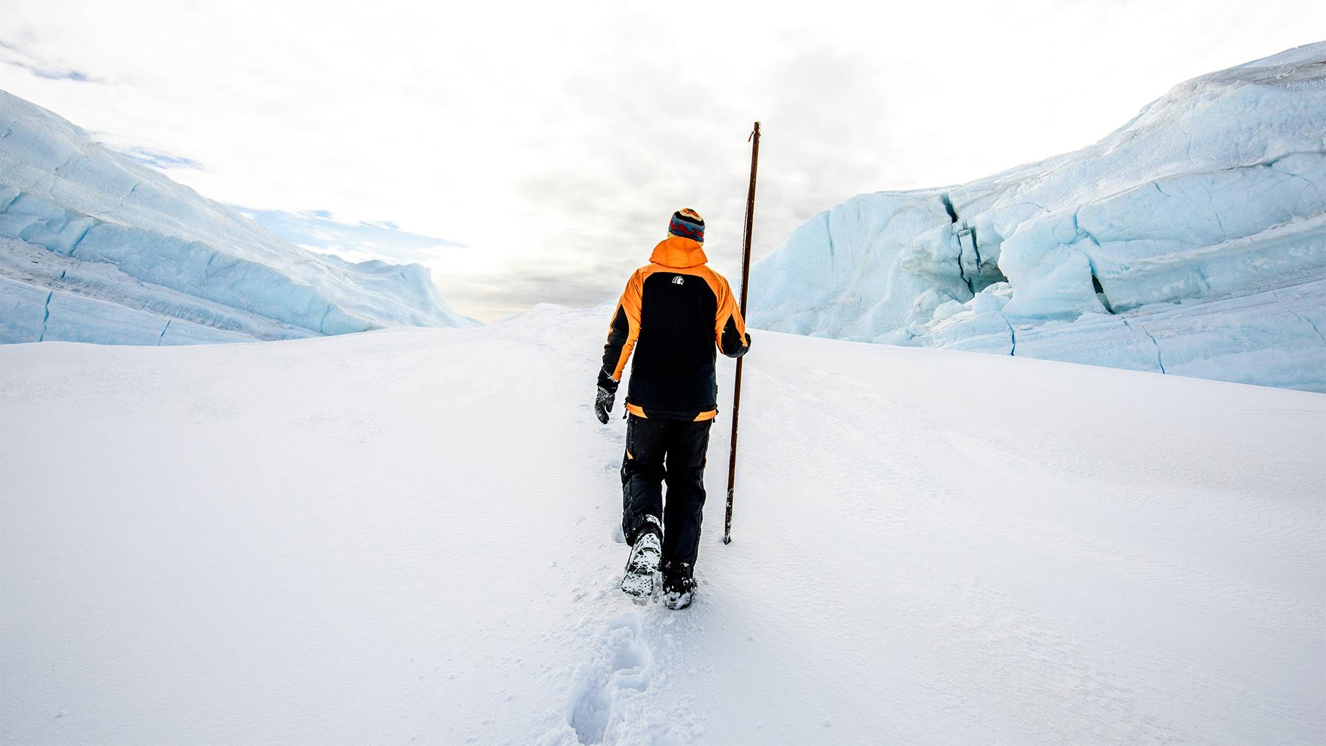 Show Continent 7: Antarctica