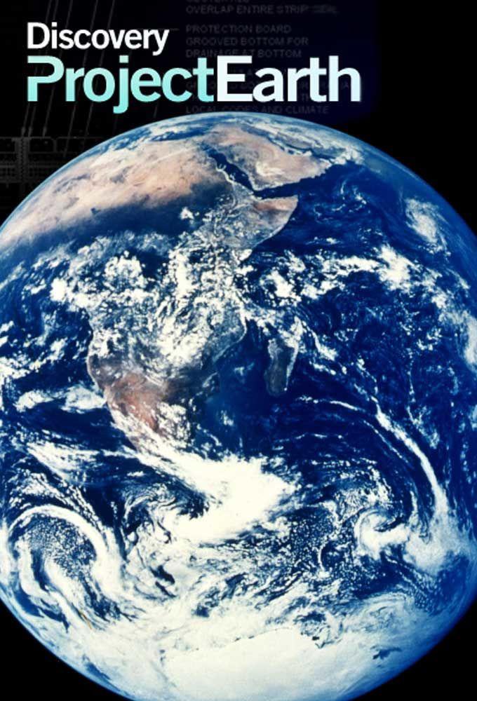 Сериал Discovery Project Earth