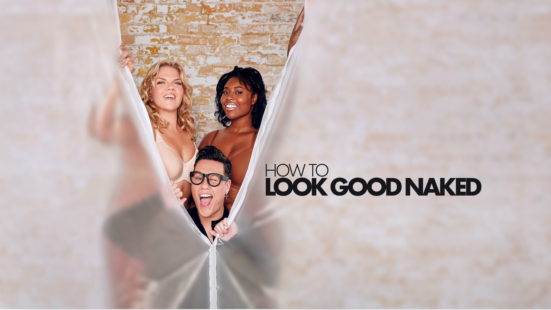 Show How to Look Good Naked