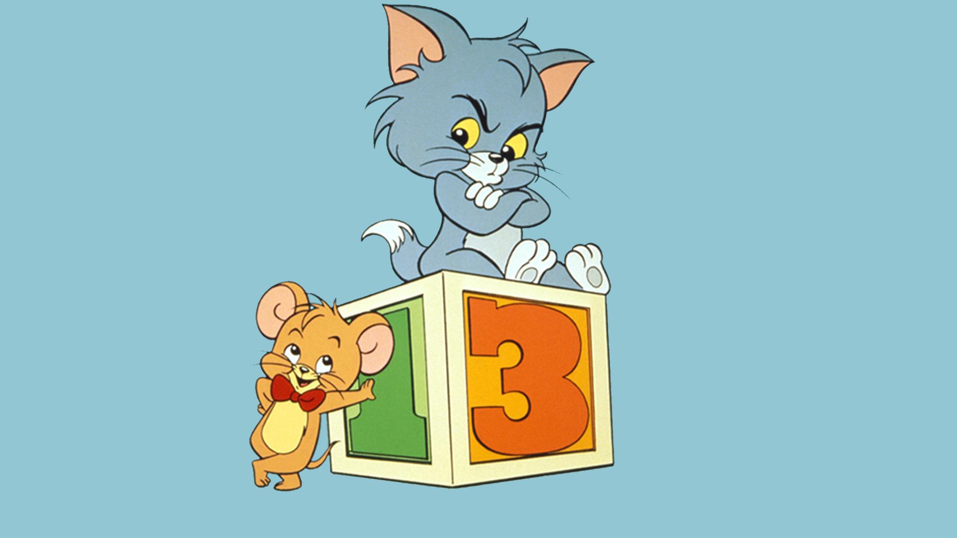 Cartoon Tom and Jerry Kids Show