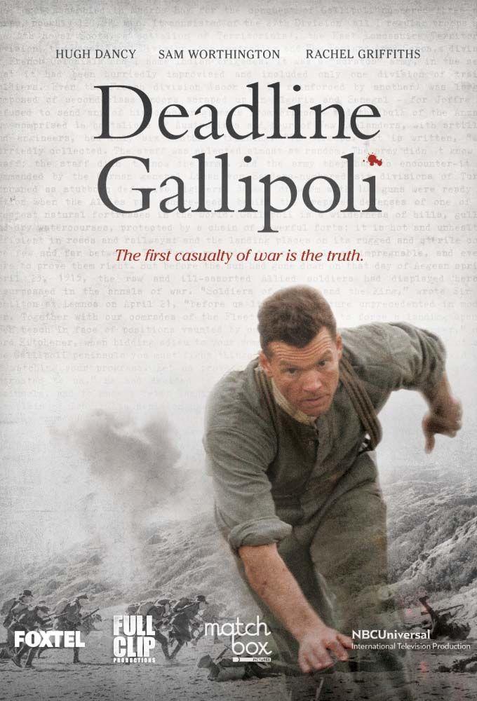 Show Deadline Gallipoli