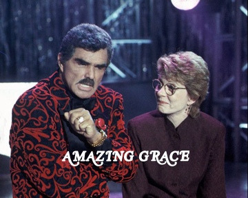 Сериал Amazing Grace
