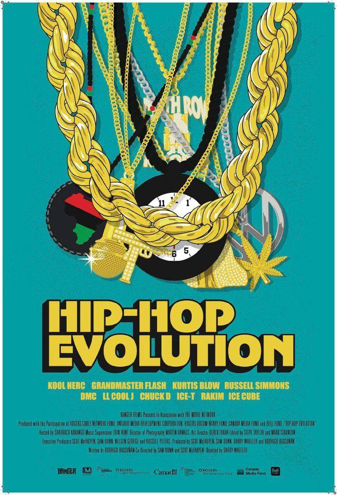 Show Hip-Hop Evolution