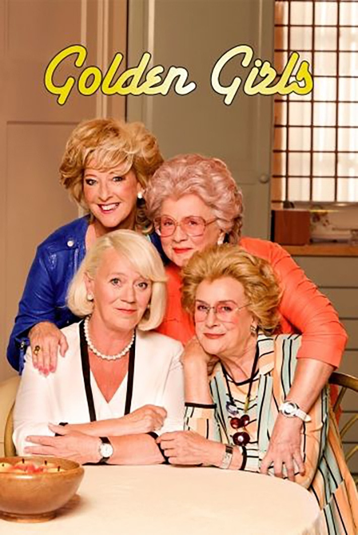 Show The Golden Girls NL