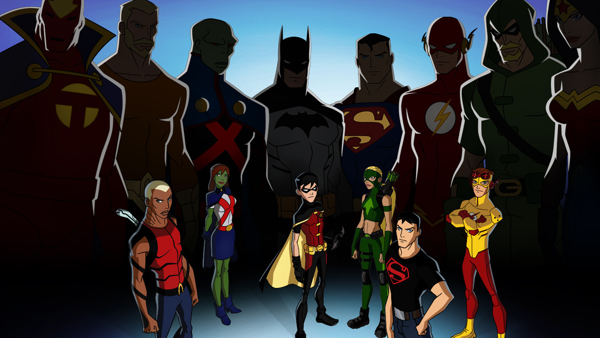 Show Young Justice