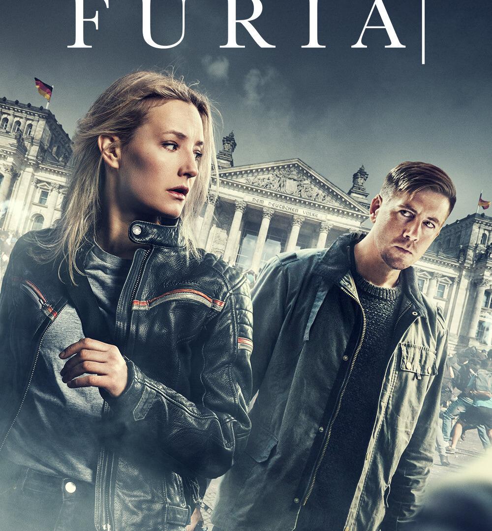 Сериал Furia