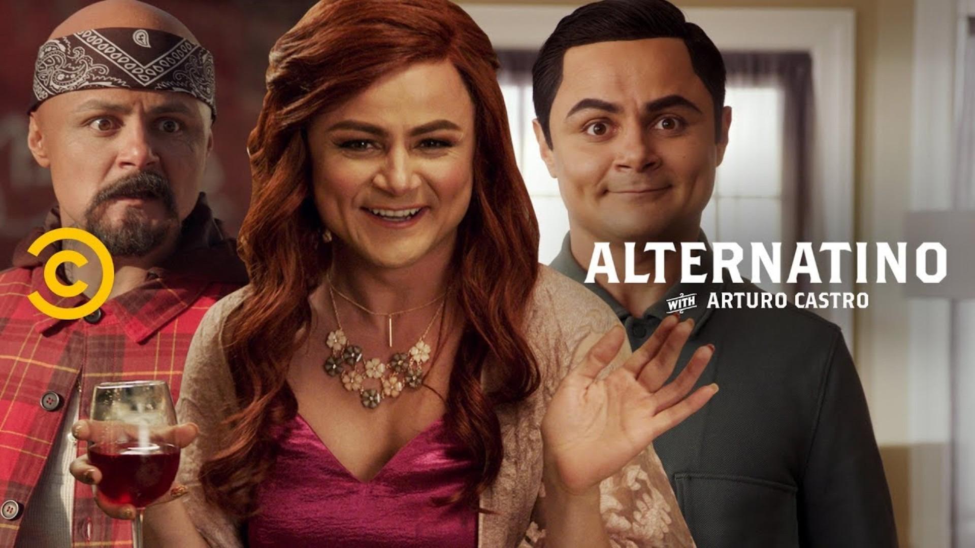 Сериал Такие разные латиноамериканцы с Артуро Кастро