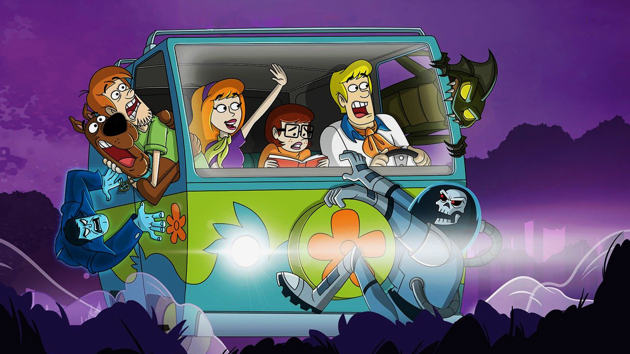 Show Be Cool, Scooby-Doo!