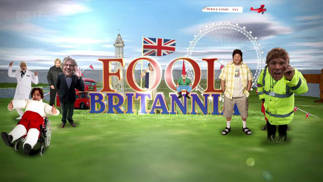 Сериал Fool Britannia