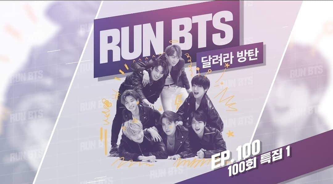 Show Run! BTS!