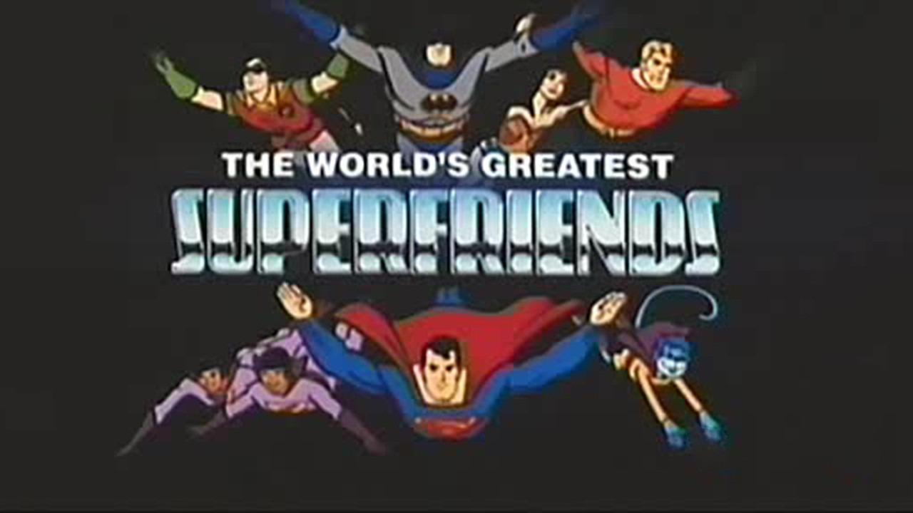 Сериал Величайшие супердрузья мира