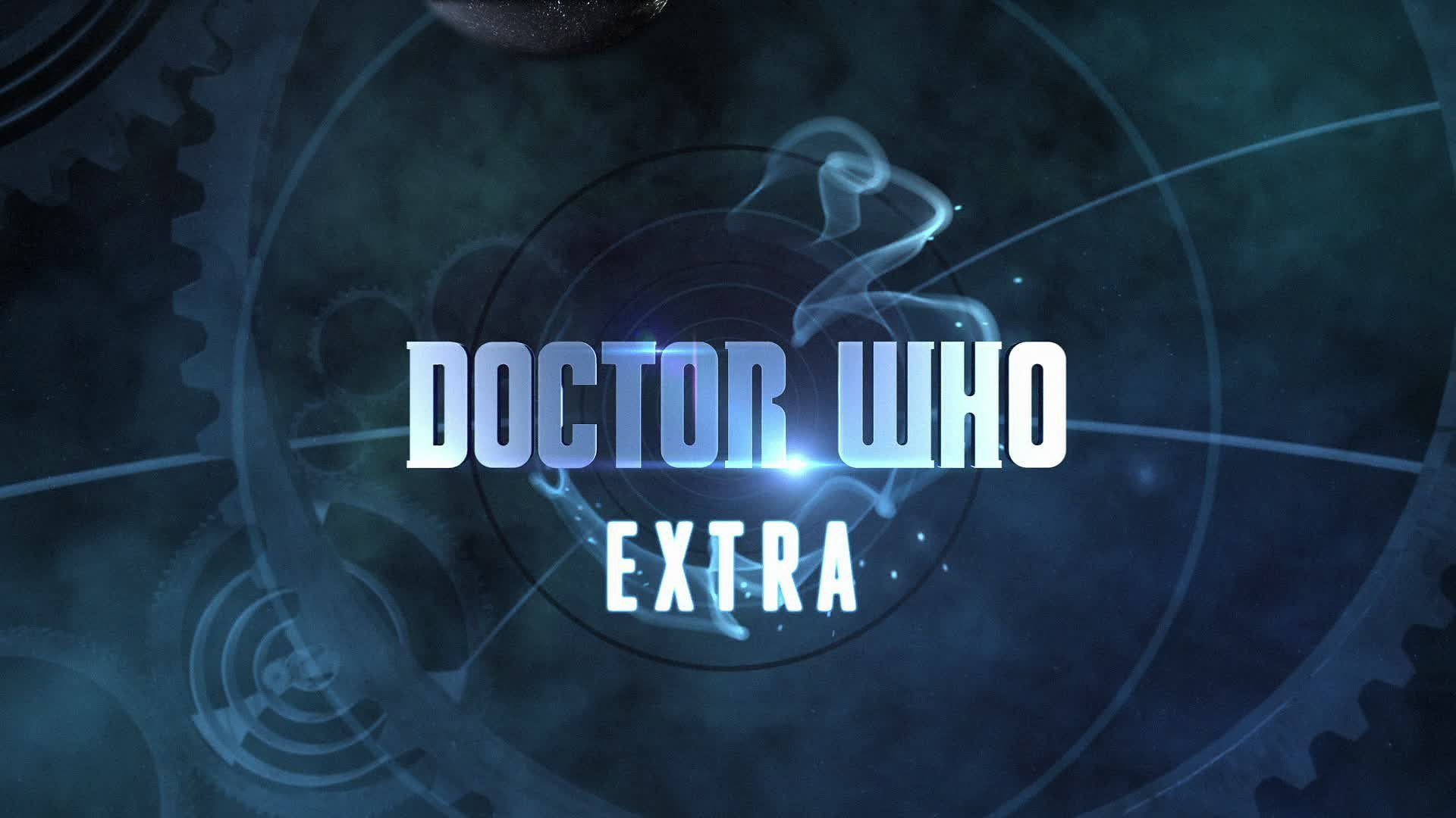 Show Doctor Who Extra