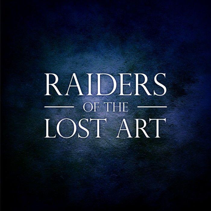 Сериал Raiders of the Lost Art