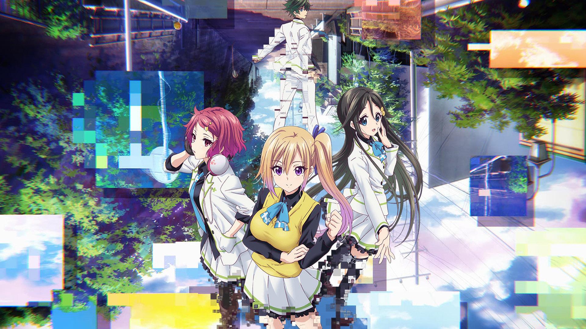 Anime Musaigen no Phantom World