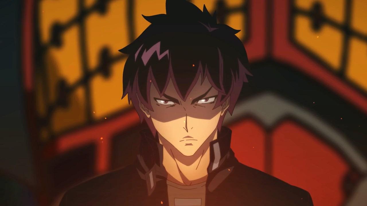 Anime Rakshasa Street