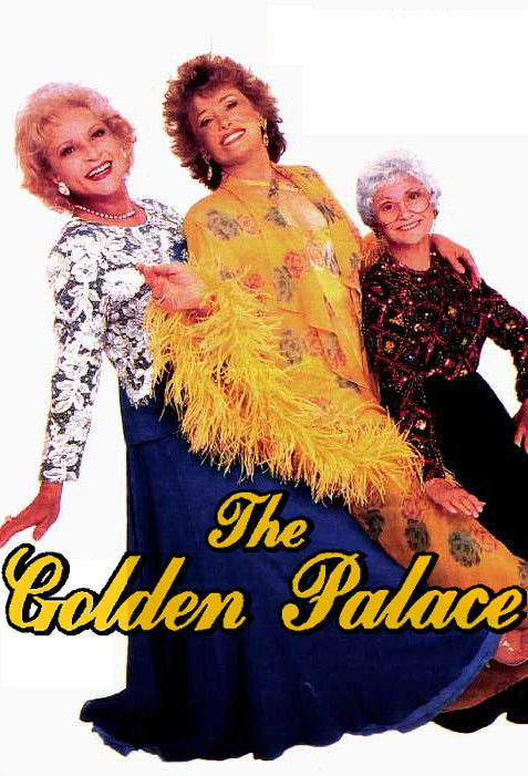 Сериал Золотой дворец