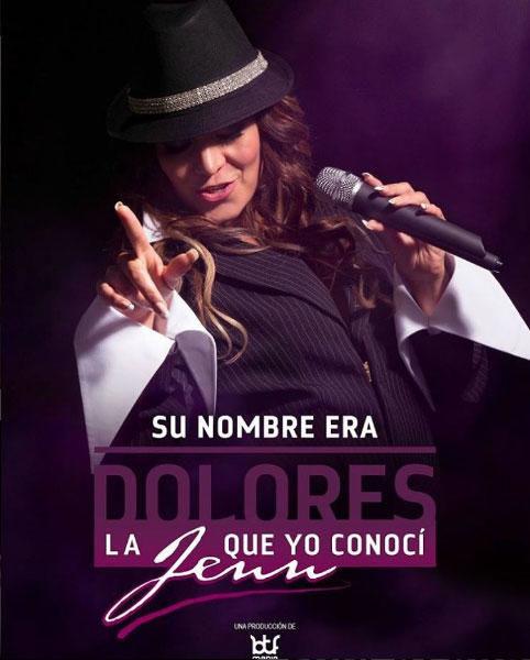 Show Su verdadero nombre era Dolores
