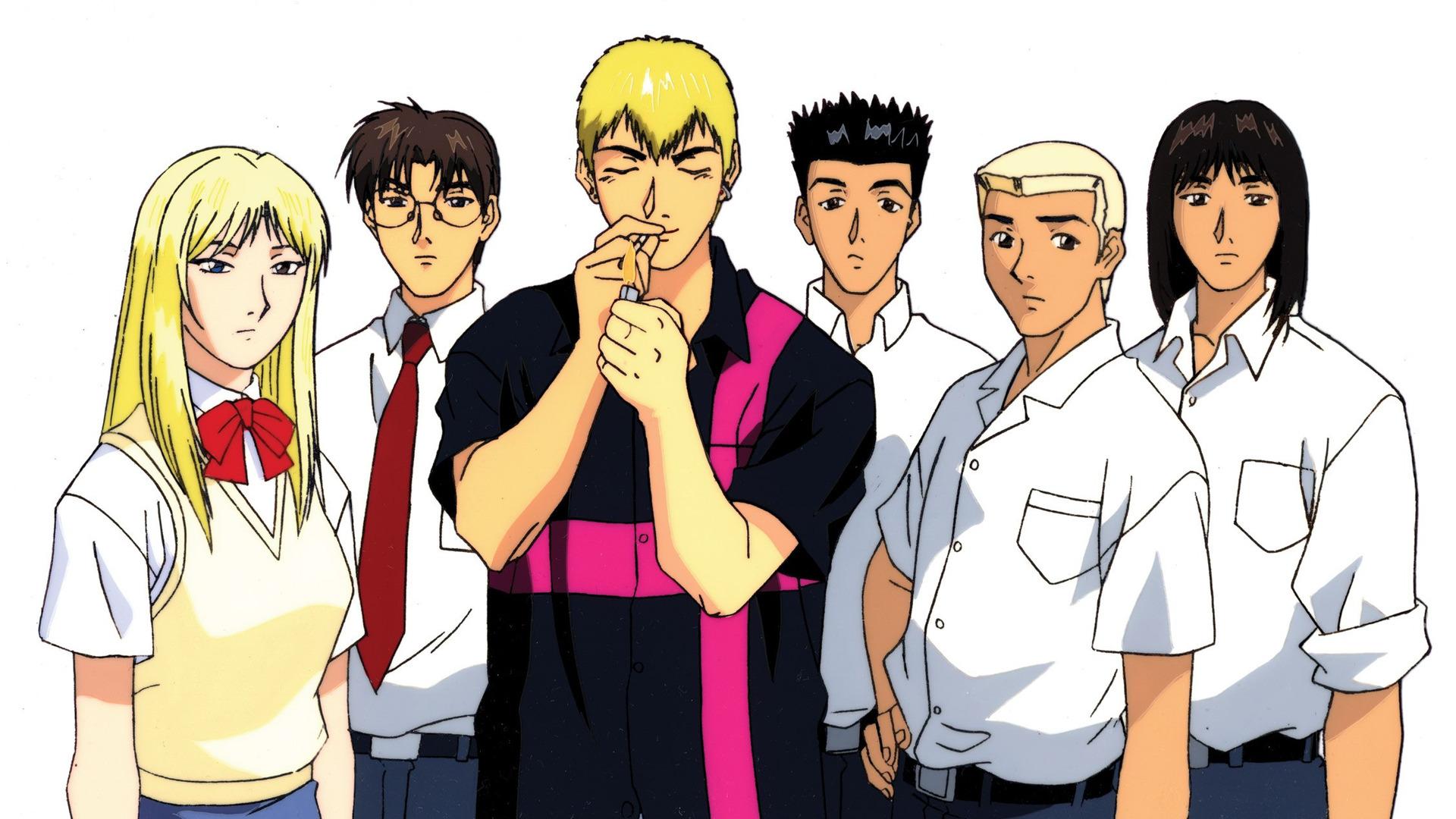 Anime Great Teacher Onizuka