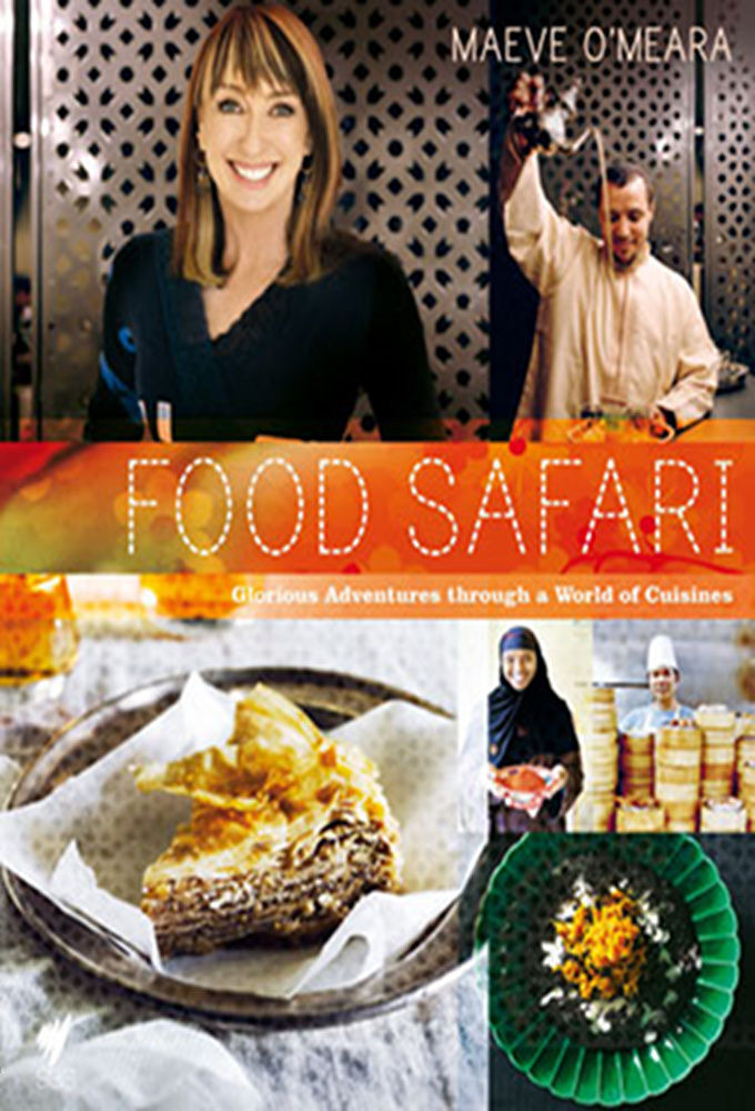 Сериал Food Safari