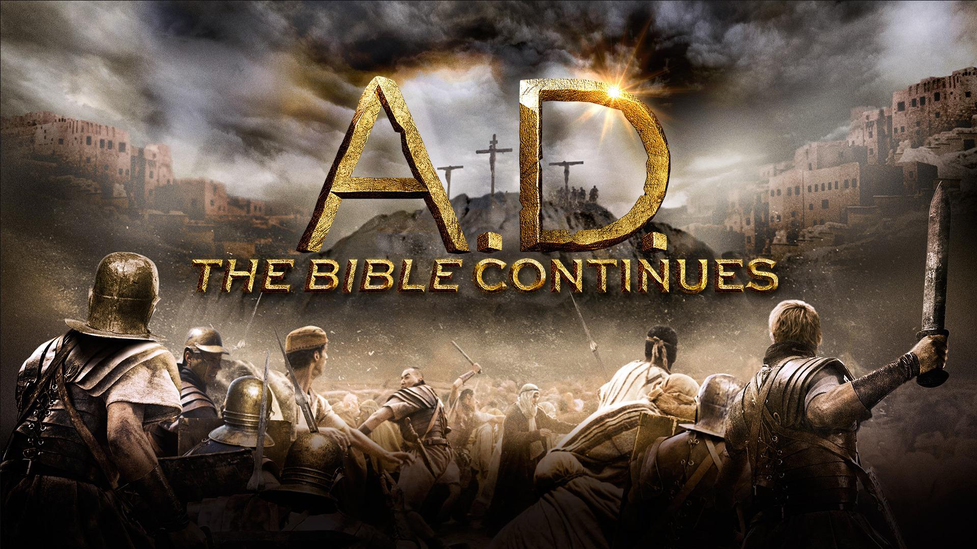 Сериал Наша эра. Продолжение Библии