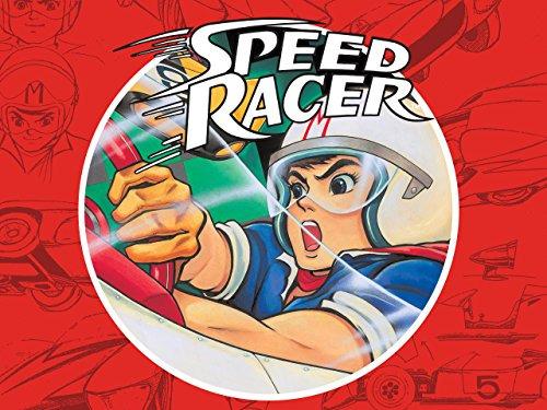 Anime Speed Racer (US)