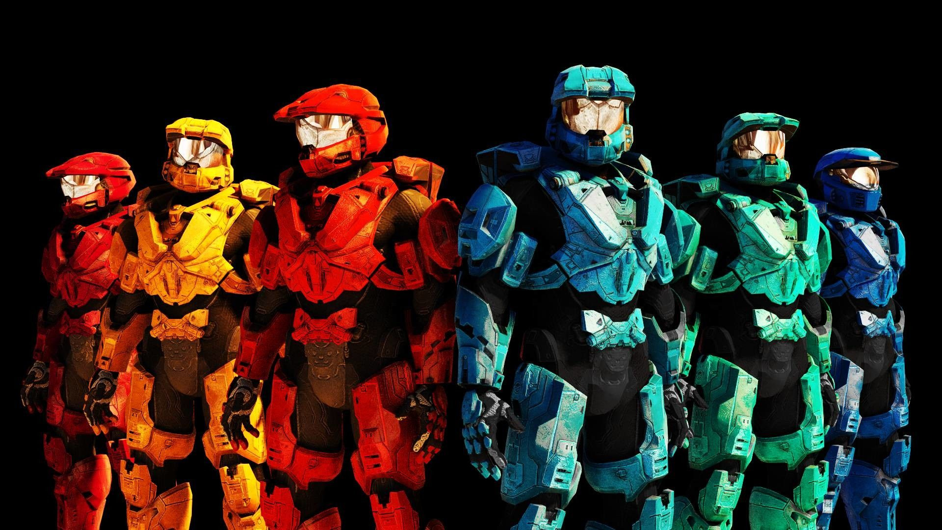 Show Red vs. Blue