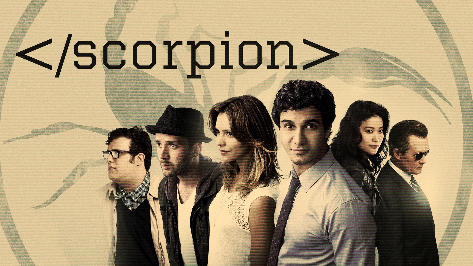Сериал Скорпион