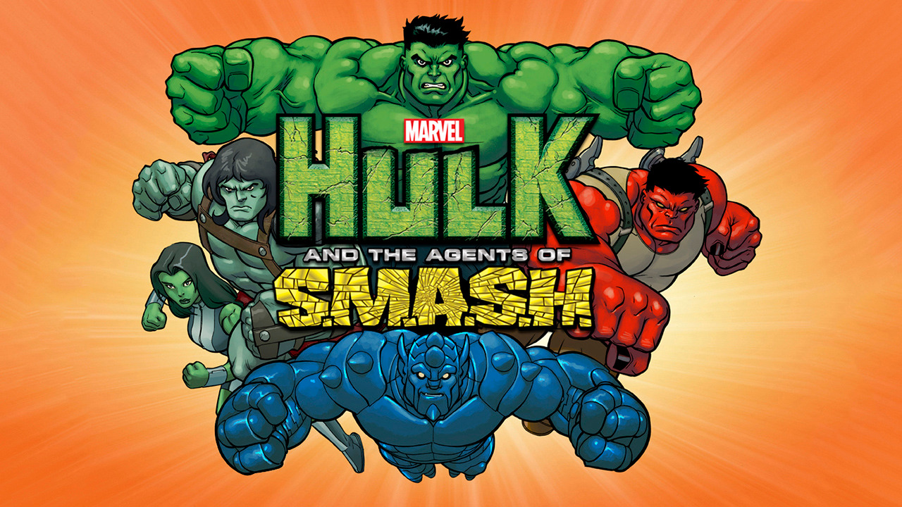 Cartoon Marvel's Hulk and the Agents of S.M.A.S.H.