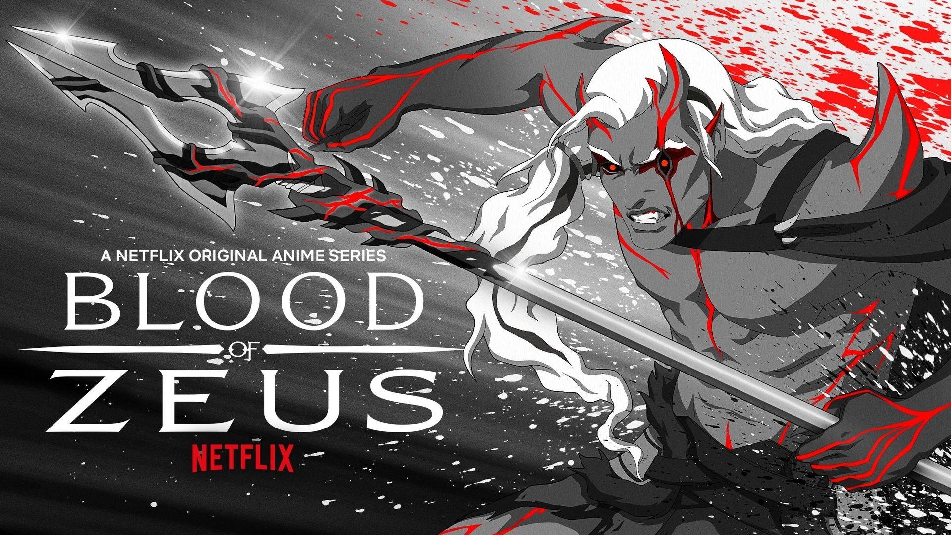 Anime Blood of Zeus
