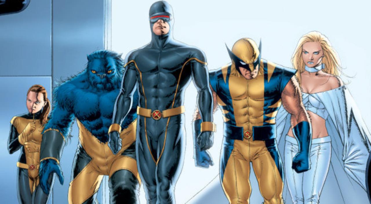 Cartoon Astonishing X-Men: Gifted
