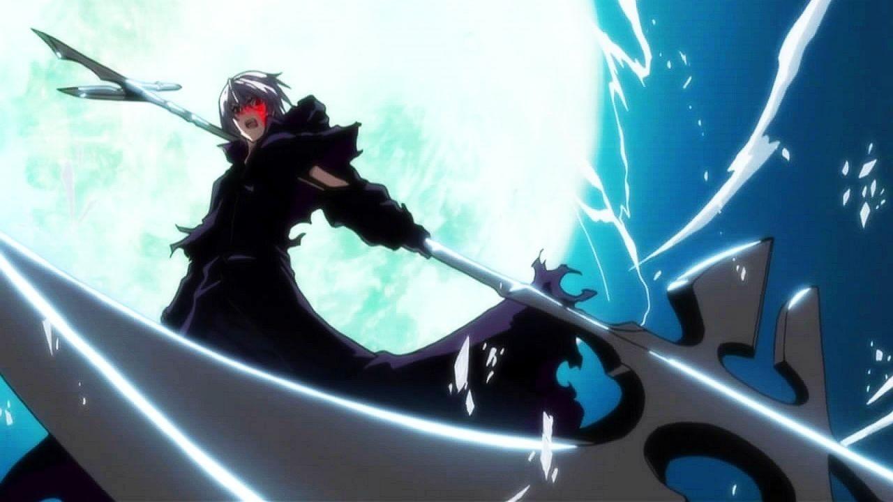 Anime Seikon no Qwaser