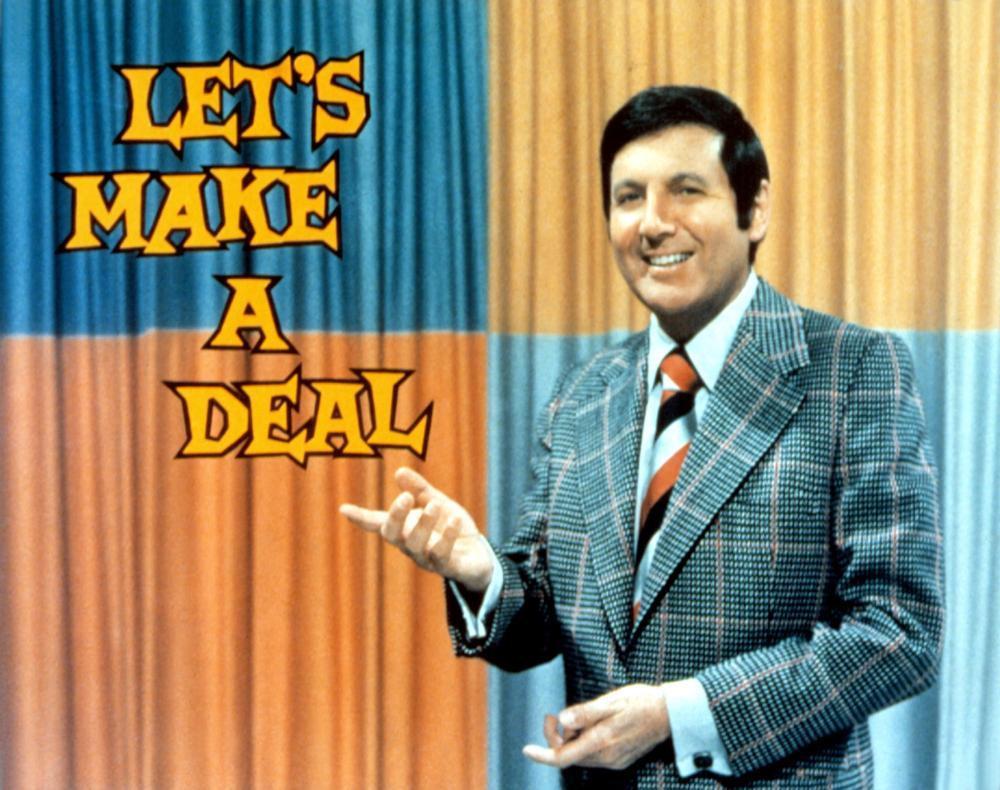 Сериал Let's Make a Deal
